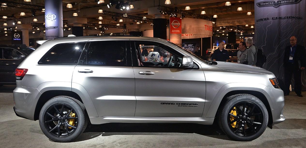 2018 Jeep Grand Cherokee Trailhawk 2
