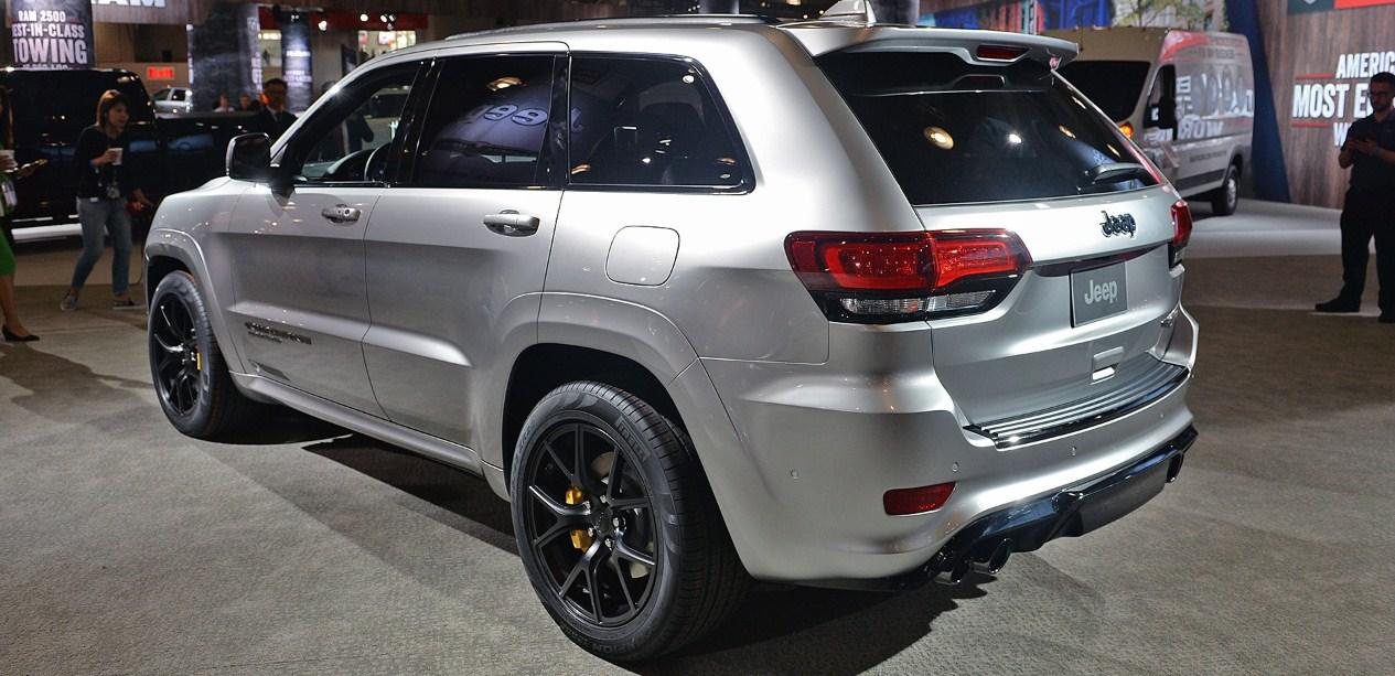 2018 Jeep Grand Cherokee Trailhawk >> 2018 Jeep Grand Cherokee Trailhawk: Price, Specs, Interior