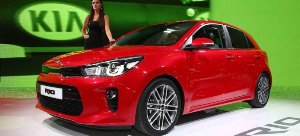 2018 Kia Rio Sedan Hatchback Gt Release Date Price Engine