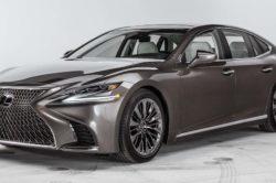2018 Lexus LS 250x166