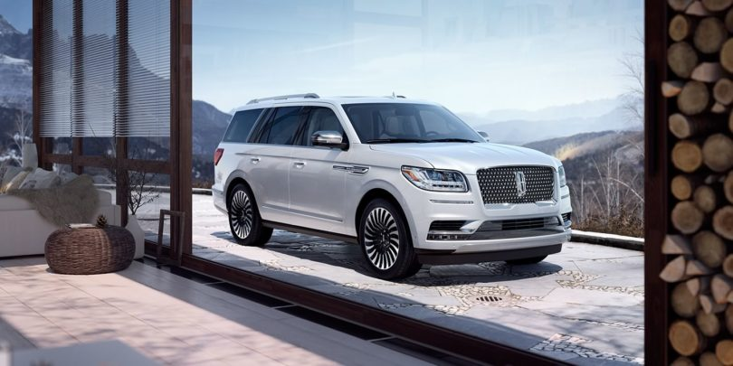 2018 Lincoln Navigator Price Spec Interior
