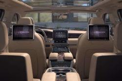 2018 Lincoln Navigator Interior 1 250x166