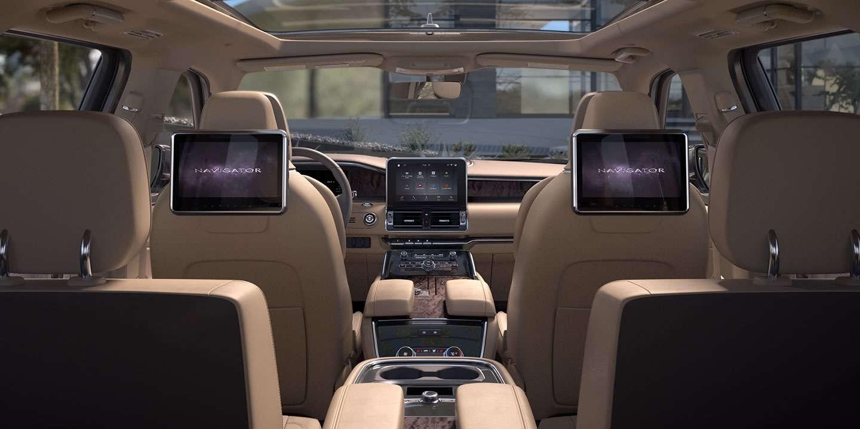 2018 Lincoln Navigator Interior 1