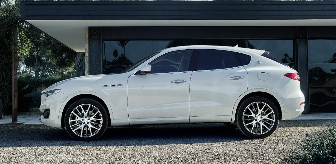 2018 Maserati Levante 1
