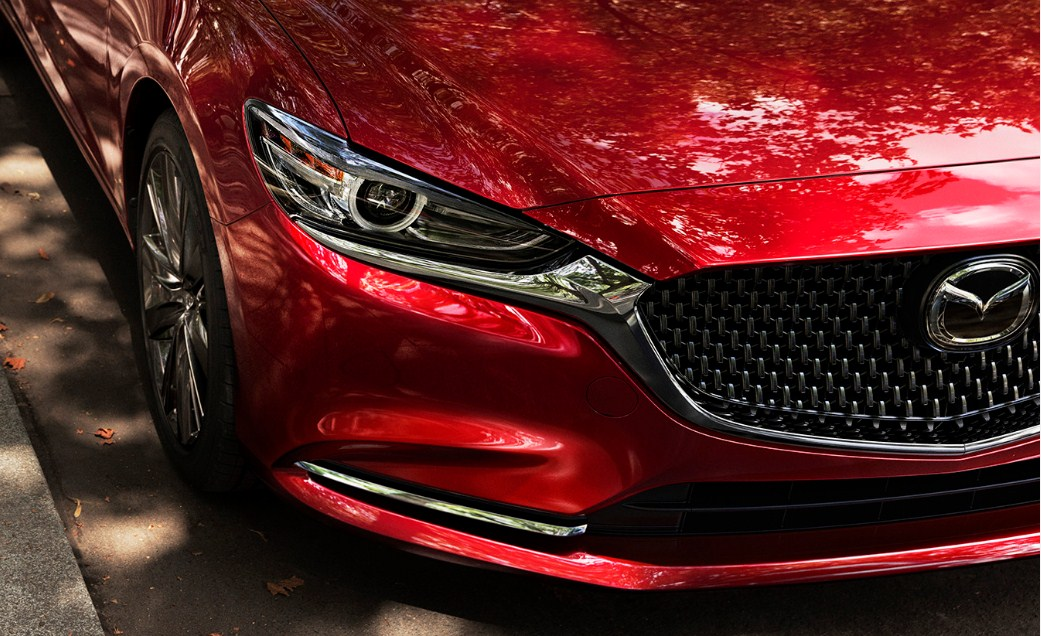 2018 Mazda 6 2