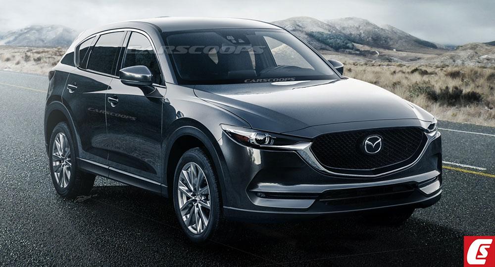 2018 Mazda Cx 5 Sel Release Date Price