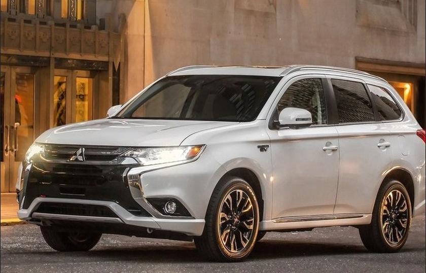 2018 Mitsubishi Outlander PHEV Design, Interior, Review, Hybrid