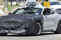 2018 Mustang GT500 spy photos 250x166