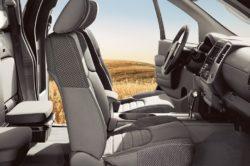 2018 Nissan Frontier interior 250x166