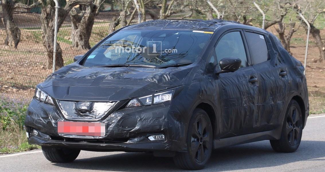 2018 Nissan Leaf 2