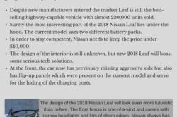 2018 Nissan Leaf 250x166