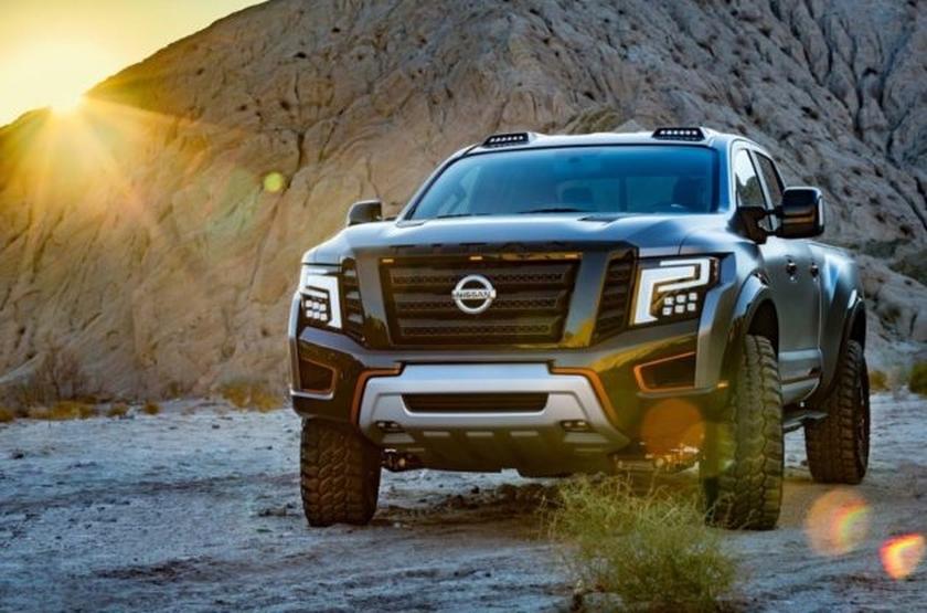 2018 Nissan Titan Warrior, XD, Diesel, Price, Release date ...