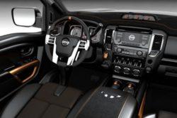 2018 Nissan Titan Interior 250x166