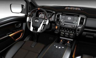2018 Nissan Titan Interior 400x241