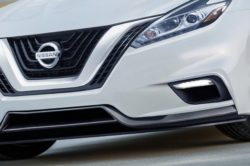 2018 Nissan Z Car Front 250x166
