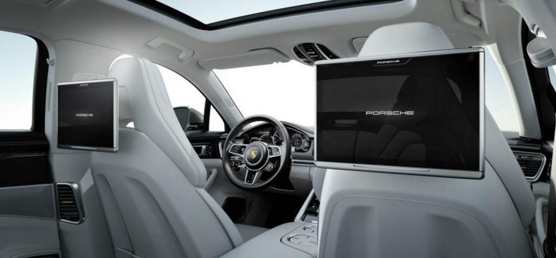 2018 Porsche Panamera Sport Turismo 6
