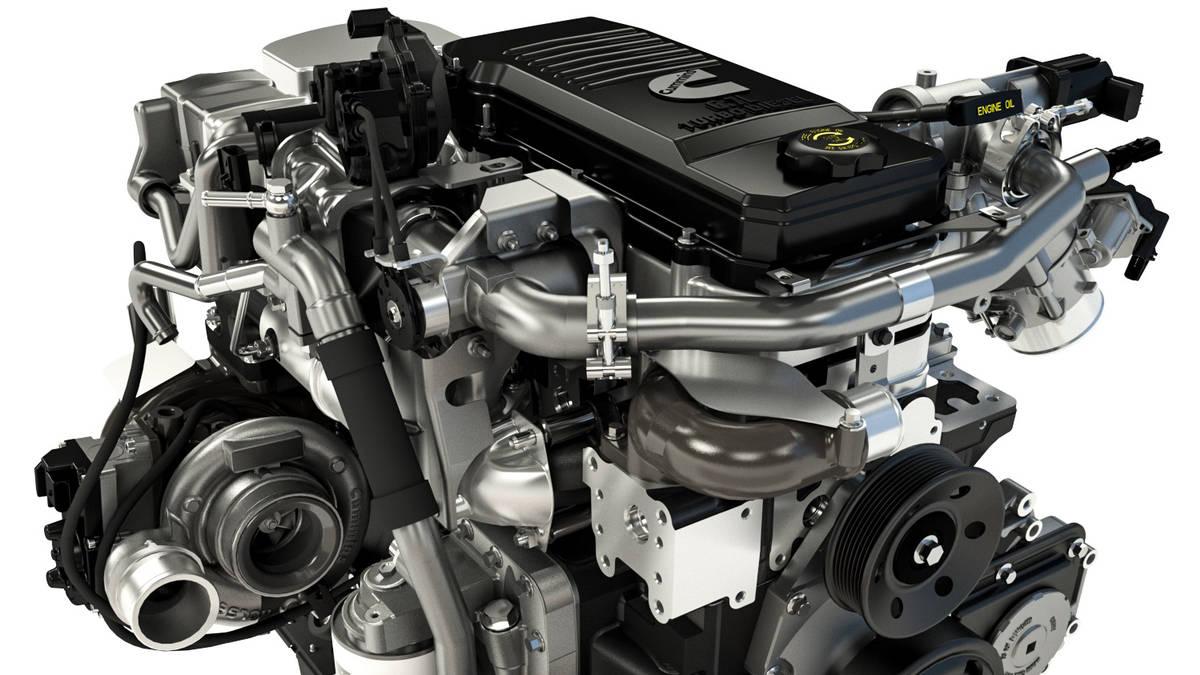 2018 Ram 3500 engine