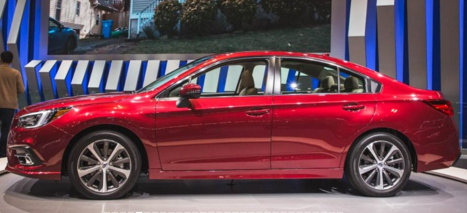 2018 Subaru Legacy 3