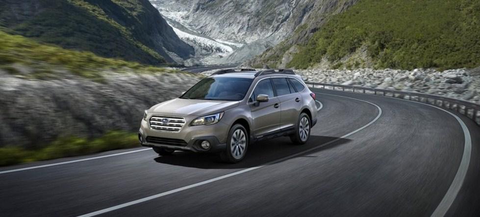 2018 Subaru Outback 4