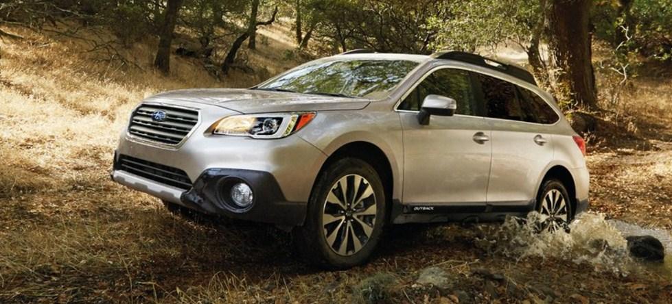 2018 Subaru Outback 6