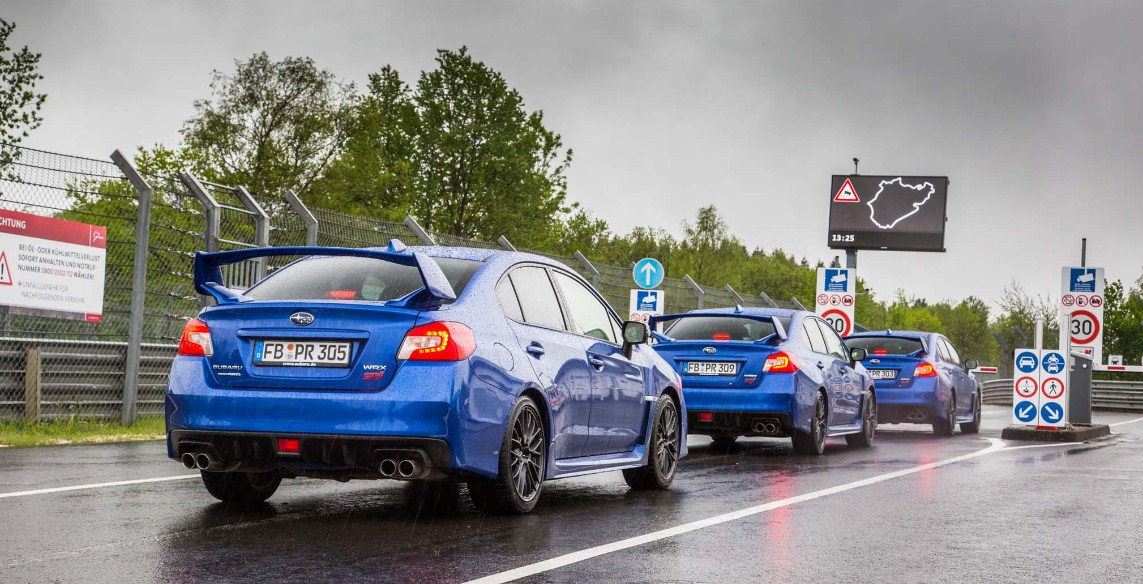 2018 Subaru WRX STI 1 1