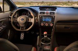 2018 Subaru WRX STI Interior 250x166
