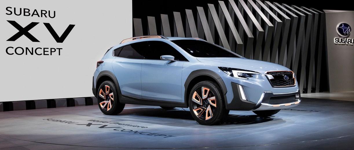 2018 Subaru Xv Concept Release Date Price Engine Interior