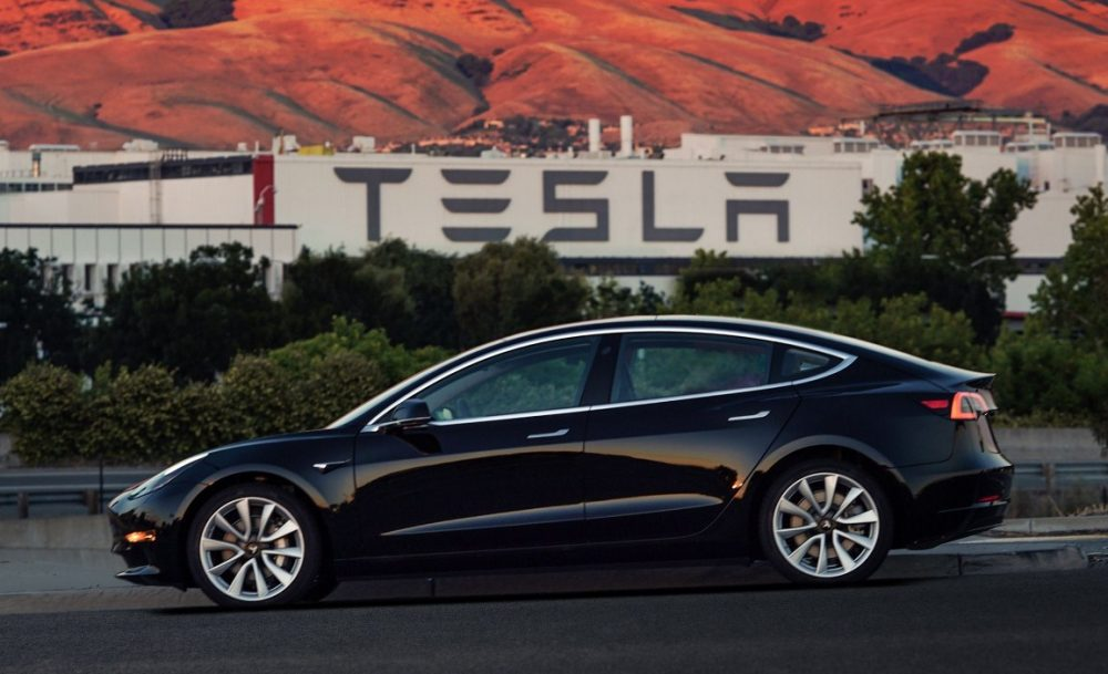 2018 Tesla Model 3 5