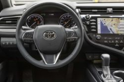 2018 Toyota Camry Interior 250x166