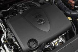 2018 Toyota Camry engine 250x166