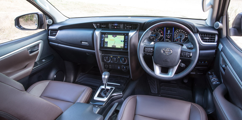 2018 Toyota Fortuner 2