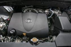2018 Toyota Highlander engine 250x166