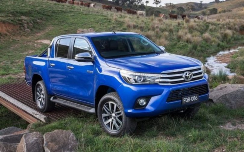 2018 Toyota Hilux Price Release Date Facelift Engine Rumors