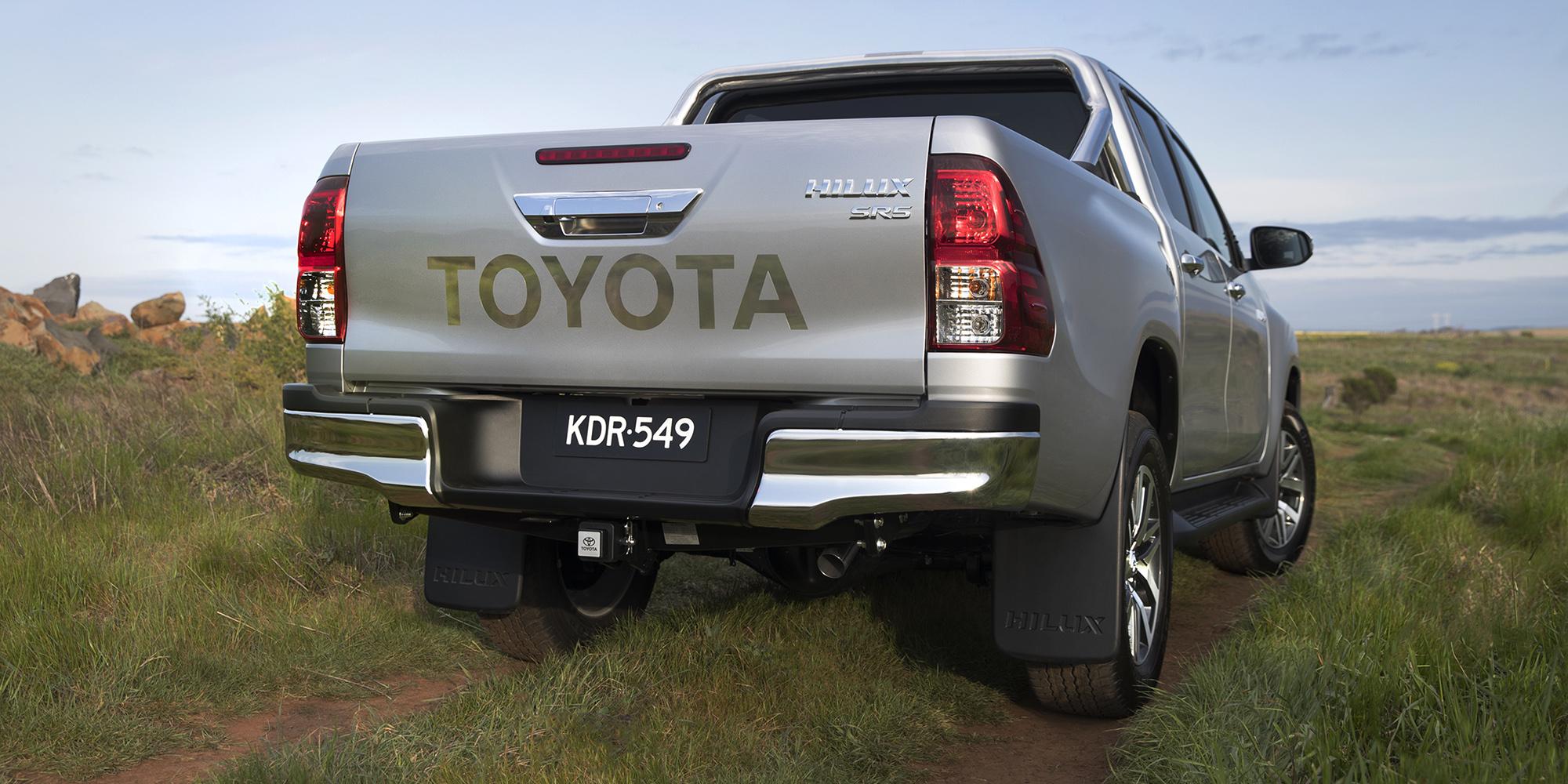 2018 Toyota Hilux 2 1