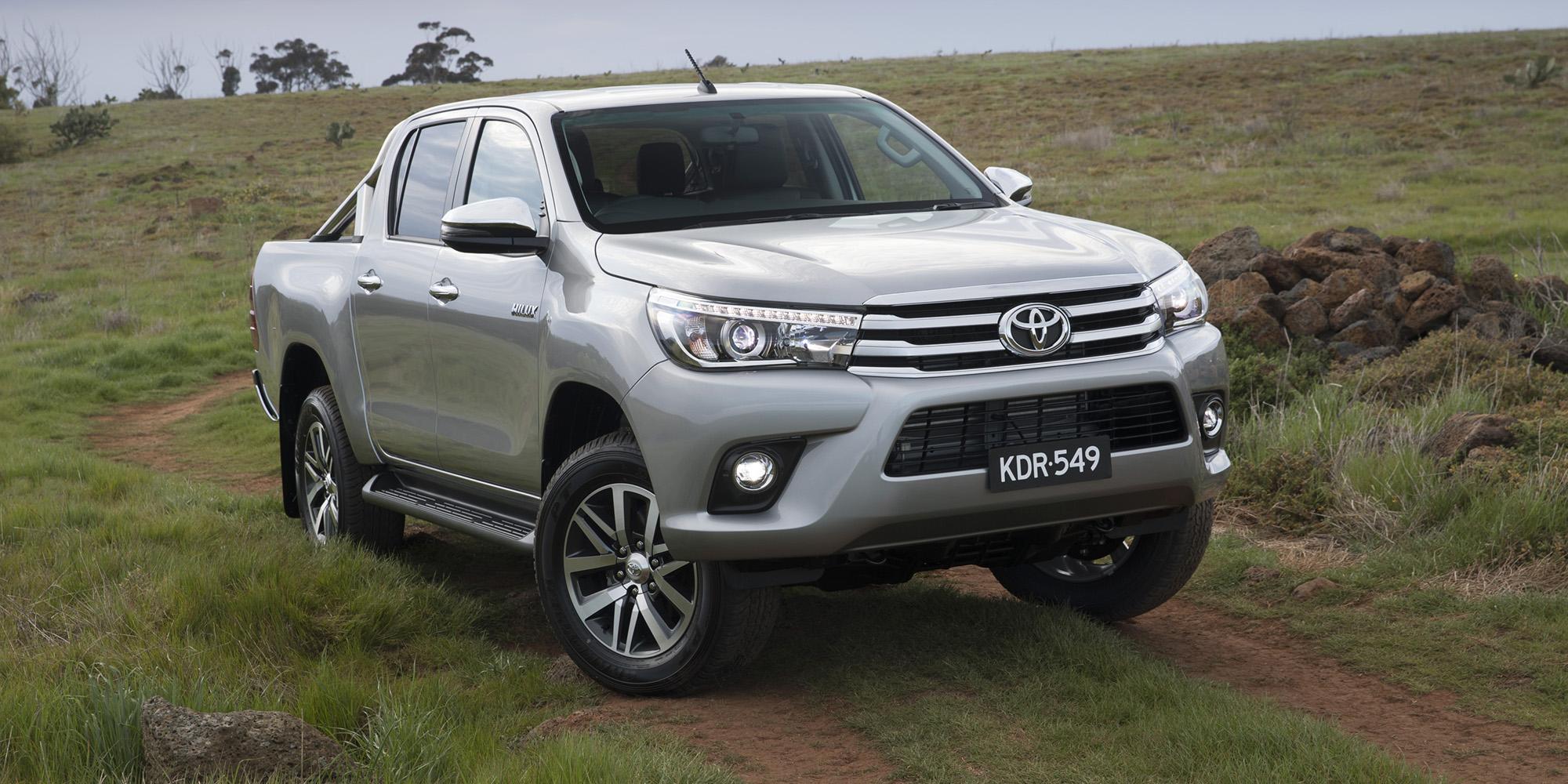 2018 Toyota Hilux 3