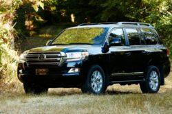 2018 Toyota Land Cruiser 1 250x166
