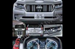 2018 Toyota Land Cruiser prado 1 250x166