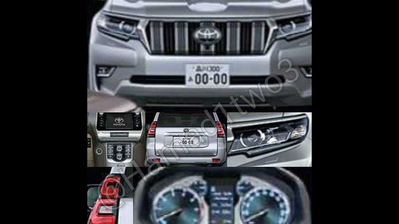 2018 toyota landcruiser sahara. 2018 Toyota Land Cruiser Prado 1 Landcruiser Sahara