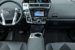 2018 Toyota Prius V interior 250x166
