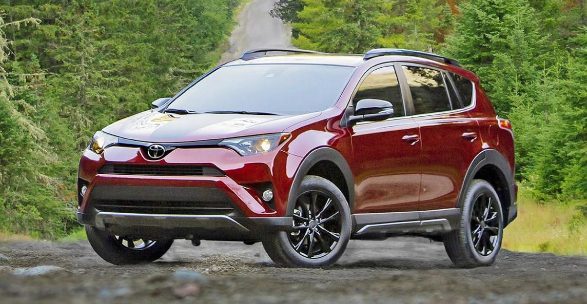 2018 Toyota RAV4 Adventure