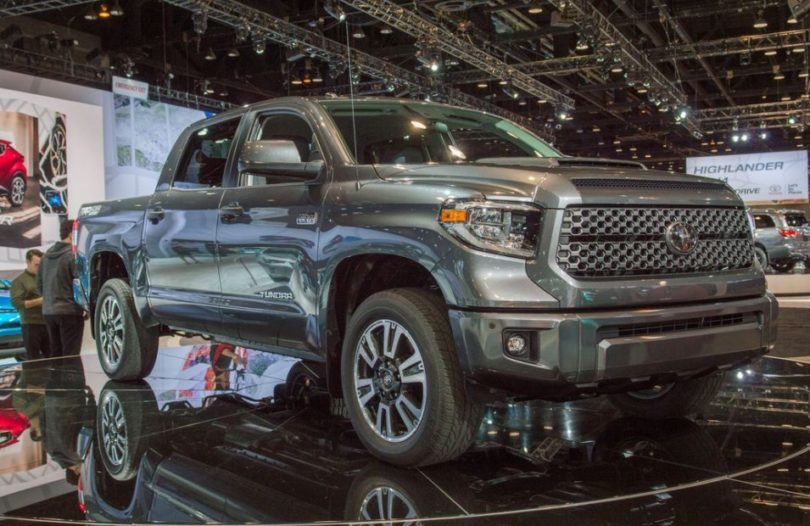 Toyota Tundra Diesel >> 2018 Toyota Tundra Trd Pro Interior Diesel Price Release Date
