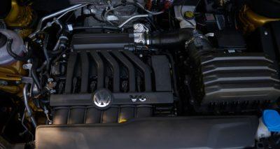 2018 Volkswagen Atlas Engine 400x213