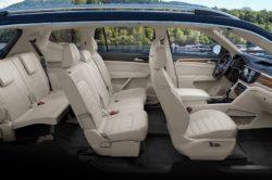 2018 Volkswagen Atlas Interior 1 250x166