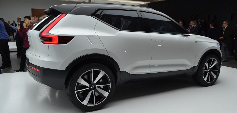 2018 Volvo Xc40 Price Release Date Interior Exterior