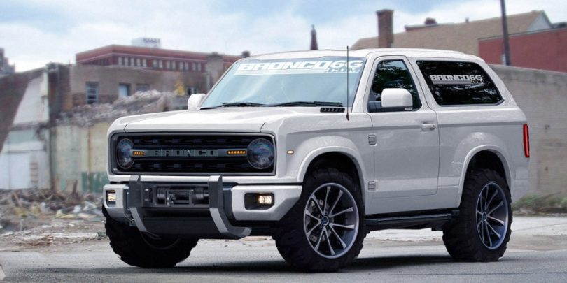 Ford Bronco Release Date >> 2018 Ford Bronco Specs Price Release Date Pictures