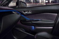 2018 toyota c hr interior details 250x166