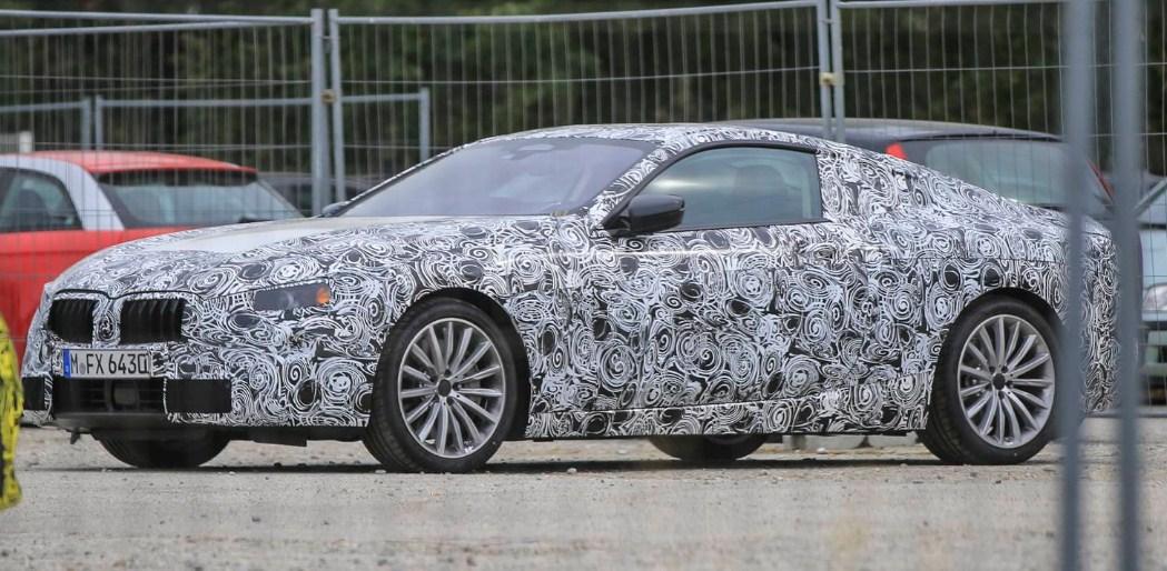 2019 BMW M8 6