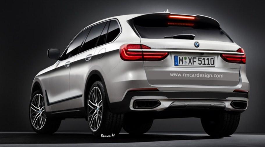 2019 BMW X5 1