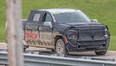2019 Chevrolet Silverado 1500 400x228