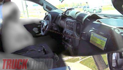 2019 Chevrolet Silverado 1500 Interior 1 400x228
